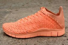 "(1 of 3) NIKE FREE 5.0 WOVEN INNEVA LAB TECH SP 2014/15 "" SUNSET GLOW "" US 13"