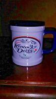 2001 KENTUCKY DERBY COFFEE MUG CHURCHILL DOWNS 127th Derby Monarchos Winner