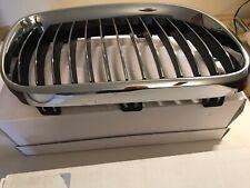 OEM Genuine BMW Sedan Coupe 07-14 Chrome Kidney Grille Trim #51712158984