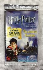 Harry Potter And The Prisoner of Azkaban Trading Cards Factory Sealed 6 Pack