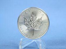 Kanada 5 Dollars 2020 Maple Leaf 1 oz 999 Silber / AG