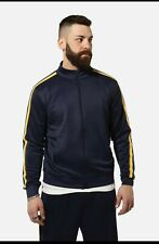 Mens full Tracksuit ,Jacket Top and  Bottoms Pants Blue . free postage