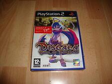 DISGAEA HOUR OF DARKNESS RPG DE NIPPON ICHI KOEI PARA SONY PS2 NUEVO PRECINTADO