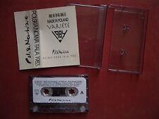 POLSKA-TAPE polnish new wave 1983 incl. MADAME/MADE IN POLAND/1984/VARIETE polen