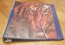 Vintage Mead Trapper Keeper Notebook  Binder Tiger 29096