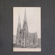 "Postcard-A57 Undivided Back ""St. Patrick's Cathedral"" N.Y. Ill. Post Card #1921"