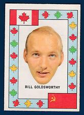 BILL GOLDSWORTHY 72-73 TEAM CANADA O-PEE-CHEE 1972-73  NRMINT  3044