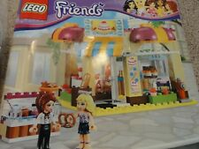 LEGO FRIENDS DOWNTOWN BAKERY (41006) – 99% COMPLETE SET & INSTRUCTION BOOK