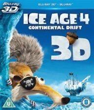 Ice Age 4 - Continental Drift (3D Blu-ray, 2013)