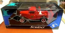 SOLIDO FORD POMPIER #8026 FIRE TRUCK ENGINE NO 3