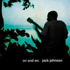 On and On by Jack Johnson (Vinyl, May-2003, Universal Distribution)