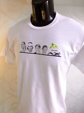 NIKE ♛ Exkl. JUNIOR TOUR Tennis Kurzarmshirt T-Shirt I'M NEXT XL 158 164 170 TOP