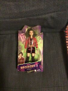 DISNEY ZOMBIES 2 ELIZA ZAMBI DOLL Mattel 2020 MIP MOC NEW IN PACKAGE BOX SEALED