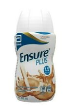 30 x Ensure Plus Chocolate Flavour Milkshake 30 x 200ml Meal Replacement