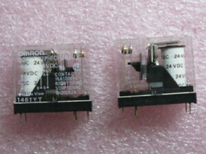100 PCS OMRON G2RU-1117P-FD-V-RP-US-6025  GENERAL PURPOSE RELAYS
