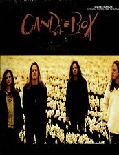 Candlebox Self Titled Easy Guitar Tab Tablature Song Book