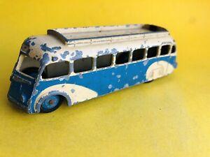 France Dinky Toys 29e Autocar Isobloc Bus Coach Rare 1st Edition