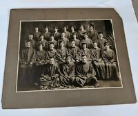 Vintage Antique Photo CLASS 1916 Group School McKees Rocks Photographer