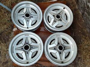 Datsun 280z Black Pearl Wheels/Rims Dealer Optional Items OEM NISSAN 240z 260z