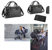 Badabulle Glossy Baby Changing Bag (Black)