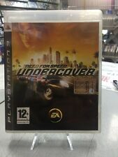 Need For Speed Undercover Ita PS3 USATO GARANTITO