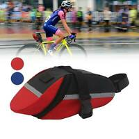 Waterproof Outdoor MTB Bicycle Storage Saddle Bag Bike Seat Cycling Rear Pouch