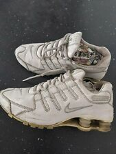 Nike shox White Size 6.5 UK
