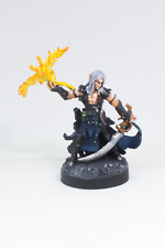 Painted Miniature Seltyiel  Iconic Magus Fantasy Pathfinder rpg DND
