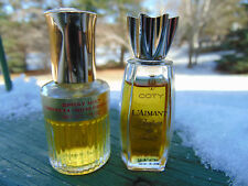 VINTAGE L'AIMANT SPRAY MIST &  PARFUM DE TOILETTE GIFT SET COTY + CREME JAR