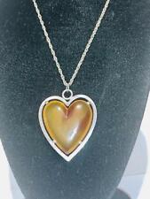 SilverAmber Lovely 925 Sterling Silver /& Baltic Amber Designer Pendant GL228