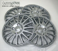 "Hubcap 16"" Inch Wheel Rim Skin Cover 4pcs Set-Style Code 611 16 Inches Hub Caps-"
