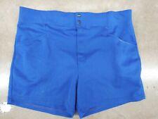 Bike Shorts Mens Size XL Blue C900