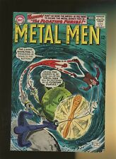 Metal Men 11 FN 5.5 * 1 Book Lot * Floating Furies by Bob Kanigher & Ross Andru!