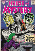 House Of Mystery #91 Silver Age DC Comics F