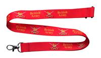British Army Flag Lanyard