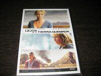 Lontano Della Terra Bruciato DVD Charlize Theron Kim Basinger Sigillata Nuovo