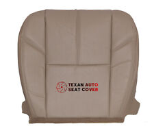 2007, 2008, 2009, 2010 Chevy Tahoe LT LS Z71 Driver Bottom Vinyl Seat Cover Tan