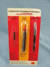 Vintage Advertising Package Eastman Kodak Chemical Plastic Division Kodar Tenite