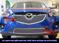 Fits Mazda CX-5 Stianless Steel Mesh Grille Grill Inserts 2012-2014