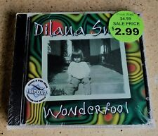 FACTORY SEALED! IMPORT, Wonderfool by Dilana Smith (CD, Sep-2000)