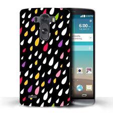 Étuis, housses et coques noire LG G3 en silicone, caoutchouc, gel pour téléphone mobile et assistant personnel (PDA)