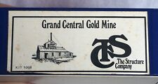 The Structure Company Kit #1008 Grand Central Gold Mine NIB