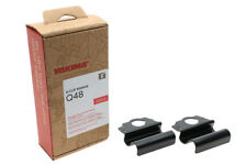 Yakima Q48 Q Tower Clips w/ C Pads & Vinyl Pads #00648 2 clips Q 48 NEW in box