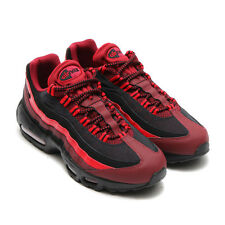 2015 Nike Air Max 95 Essential SZ 10 Black Team Red University QS Lab 749766-600