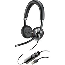Plantronics Blackwire C725 USB Optimised Headset With Active Noise Cancelling