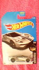 Hot Wheels - US Card - #211 '17 Ford GT - Silver & Black