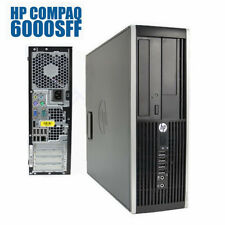 HP Compaq 6000  SFF  Desktop PC