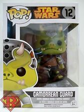 "GAMORREAN GUARD Star Wars Pop Movies 4"" Vinyl Bobble Head Figure #12 Funko 2015"
