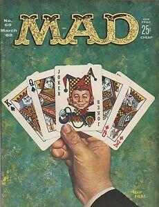 Mad Magazine--March 1962-----22