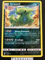 Carte Pokemon TYRANOCIF 85/181 Holo REVERSE Soleil et Lune 9 SL9 FR NEUF